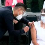 Inicia vacunación contra COVID en México: la primera es María Irene Ramírez, jefa de enfermería