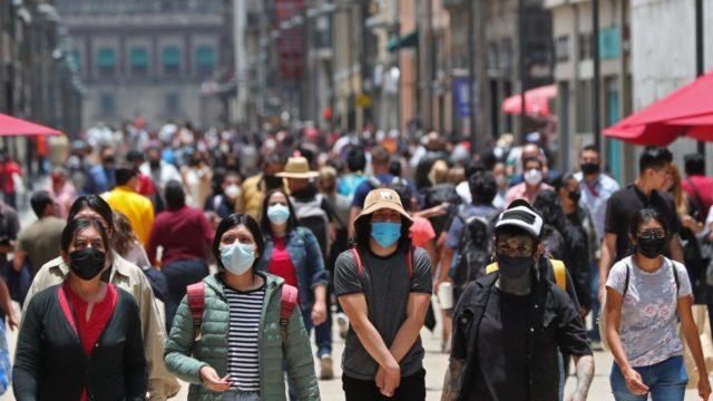 México suma 647 muertes y 15,586 contagios por Covid-19 en las últimas 24 horas
